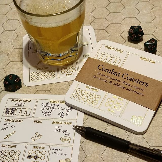 Combat Coasters