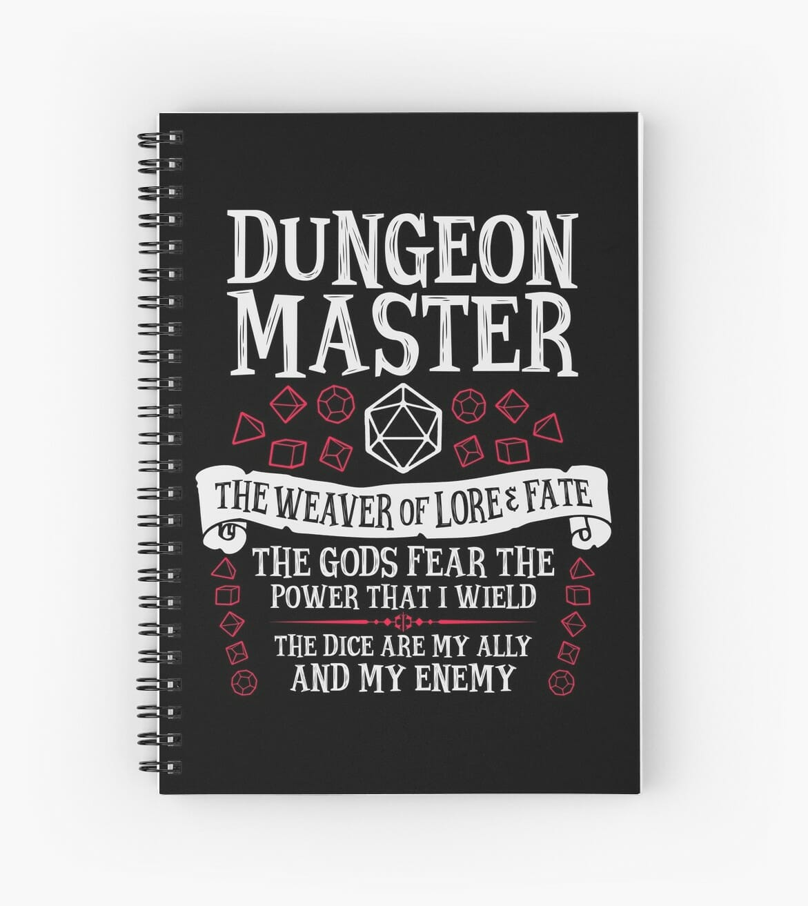 DM notebook
