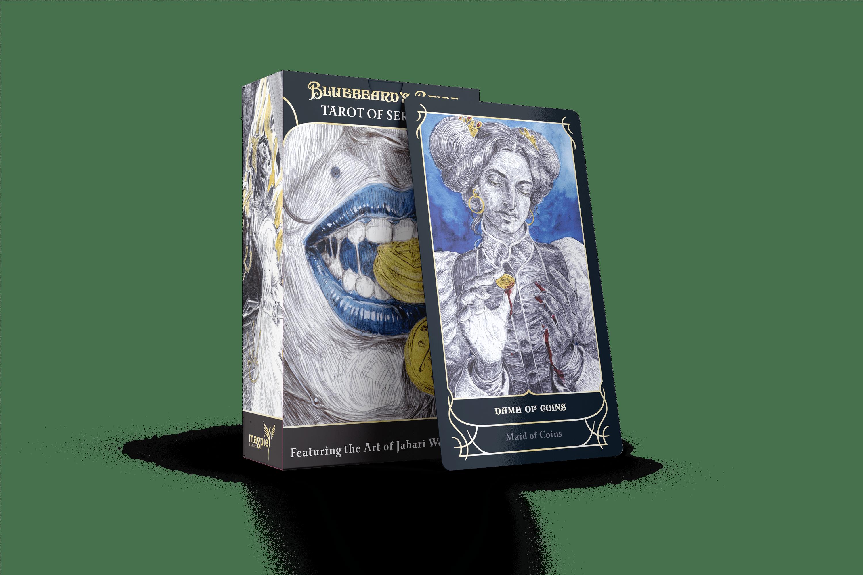 Bluebeard tarot