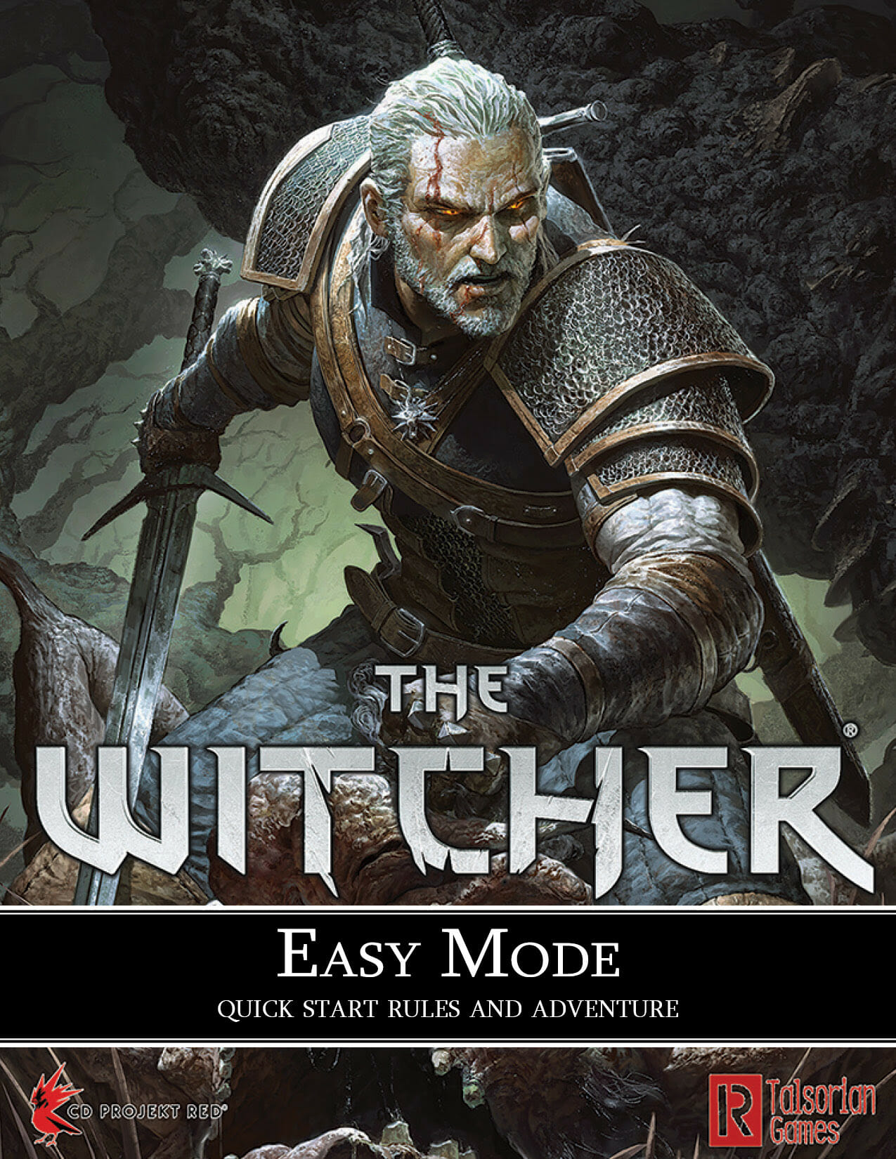 The Witcher TTRPG will get an Easy Mode which will be free