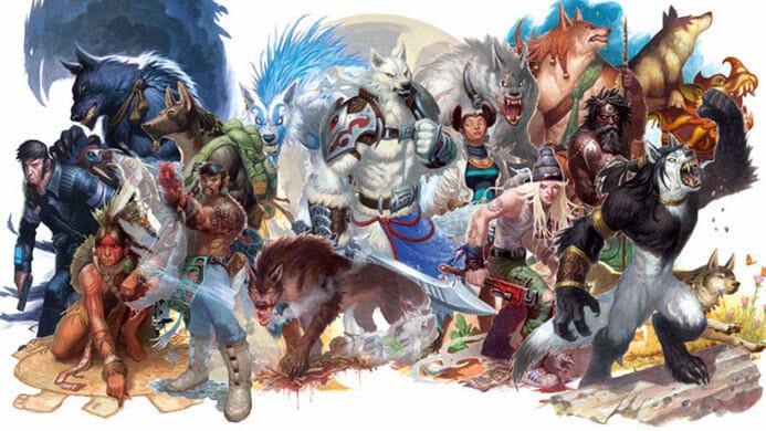 Werewolf 20