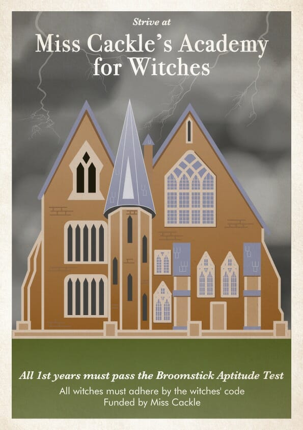 Miss Cackle's Academy for Witches