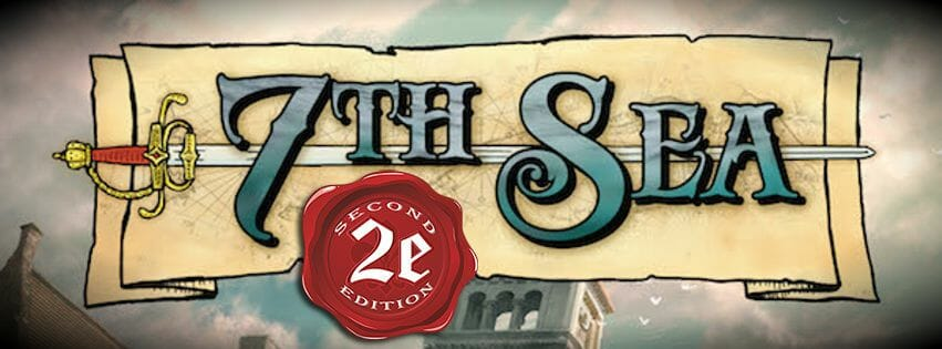Chaosium buys the 7th Sea RPG
