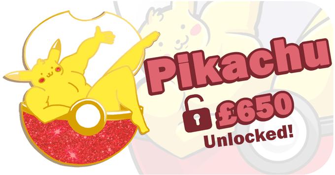 Buff Pikachu