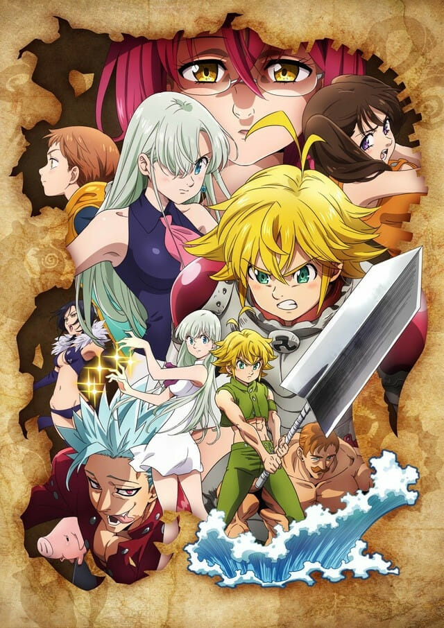 The Seven Deadly Sins series 3