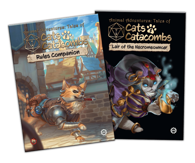 Cats and Catacombs