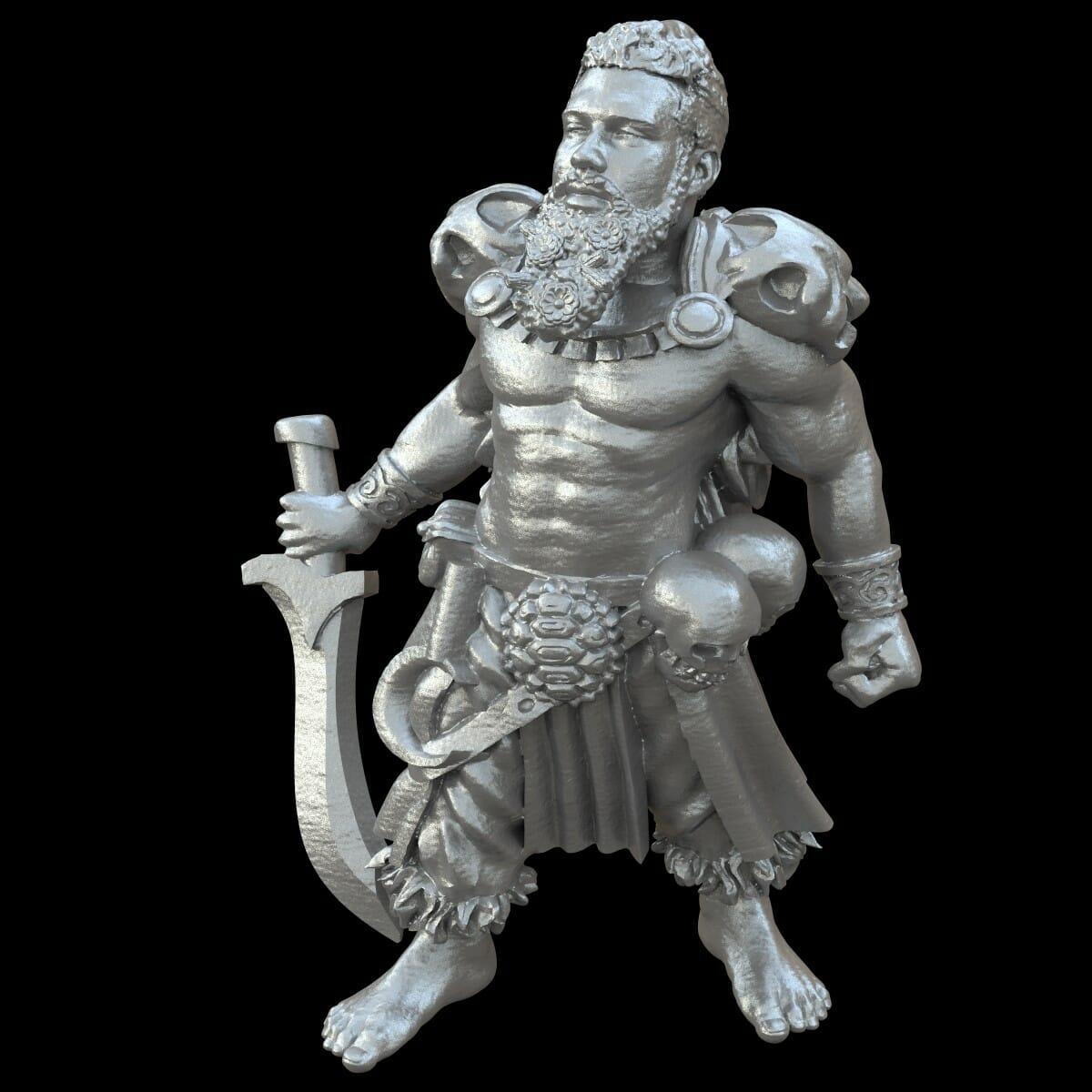 metal dwarf