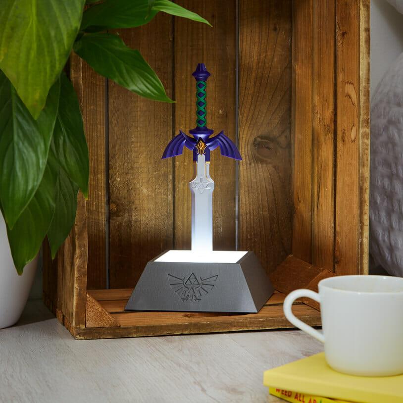 Sword lamp