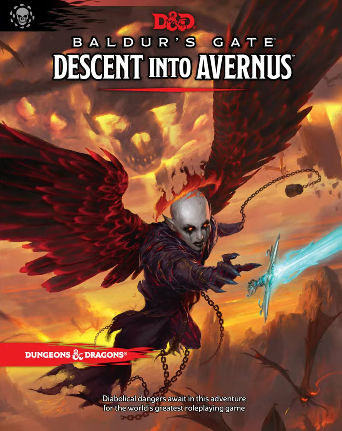 D&D goes to Hell: Baldur's Gate – Descent into Avernus