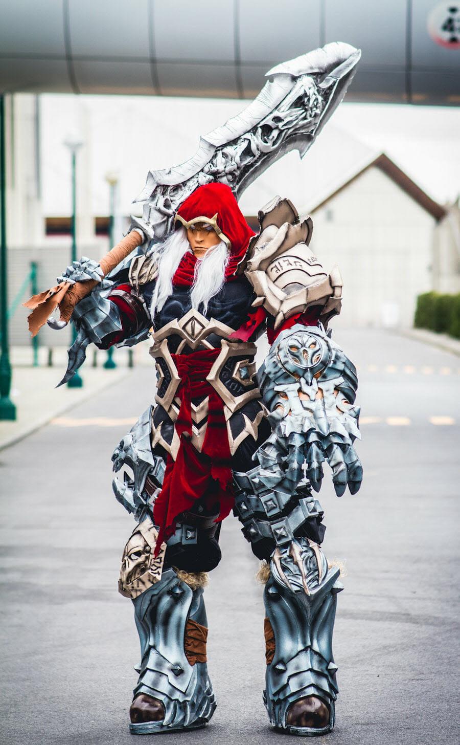 War cosplay from Darksiders