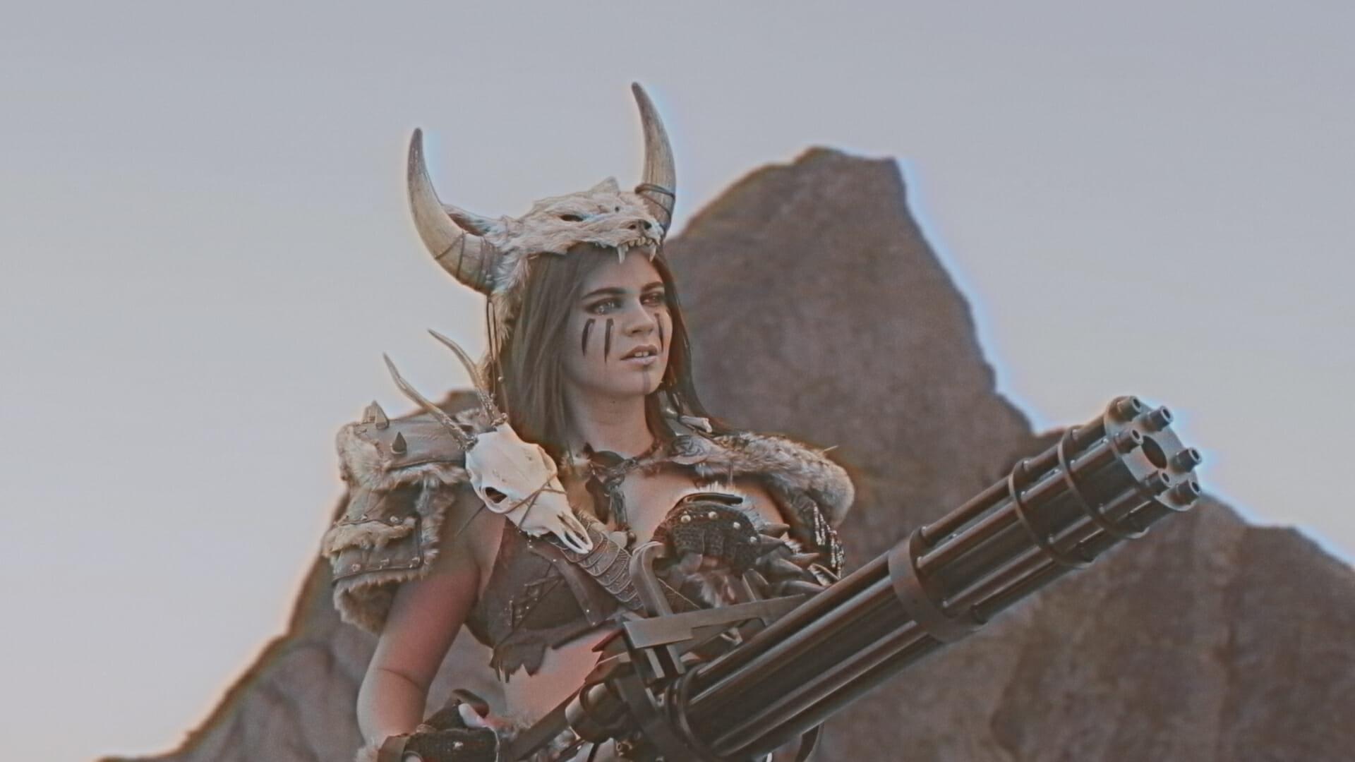 Kung Fury Viking
