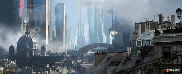 The mega-city art of Paul Chadeisson