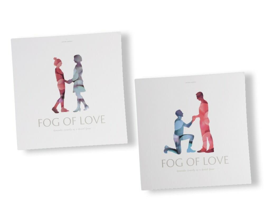 Fog of Love LGBT+ covers