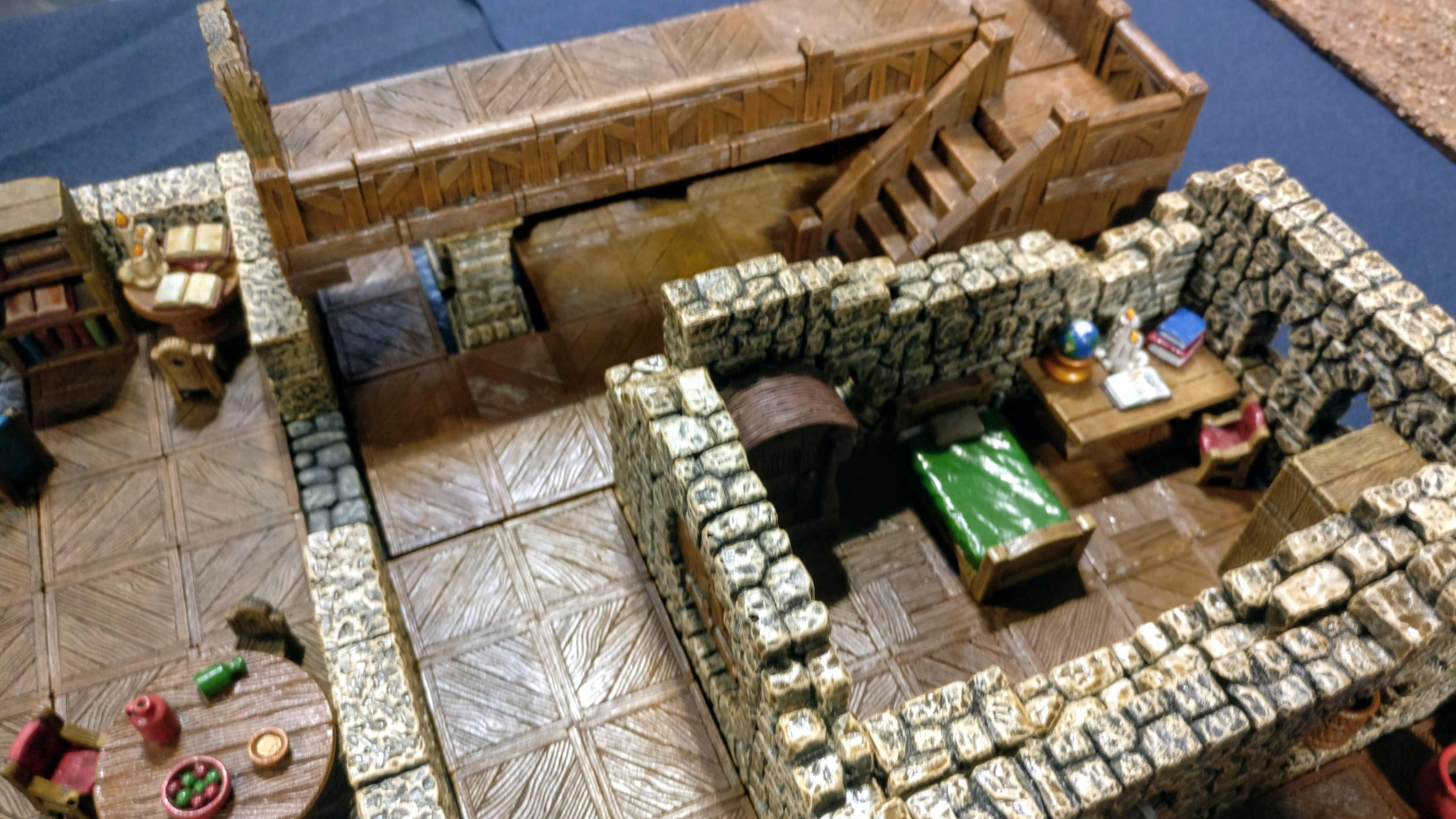 DMB Games' Tavern terrain
