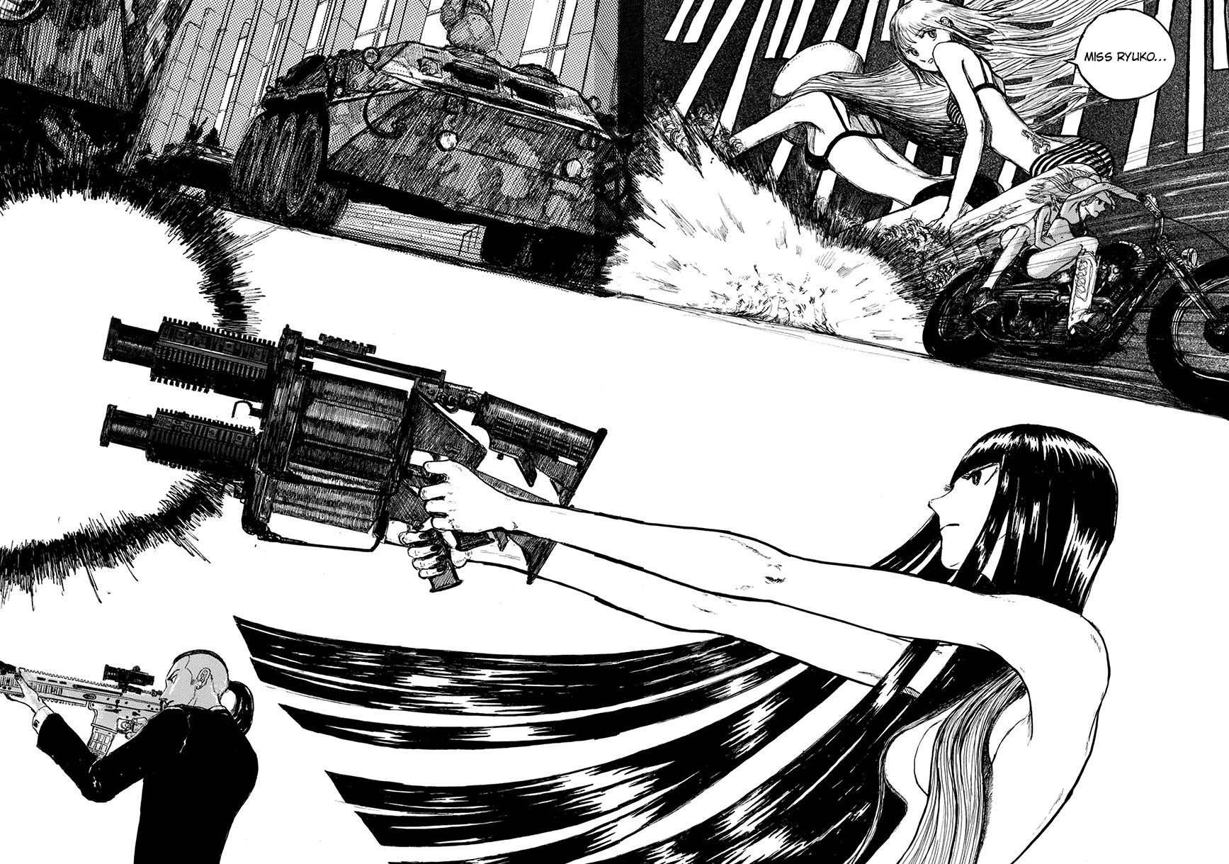 Ryuko, vol 1