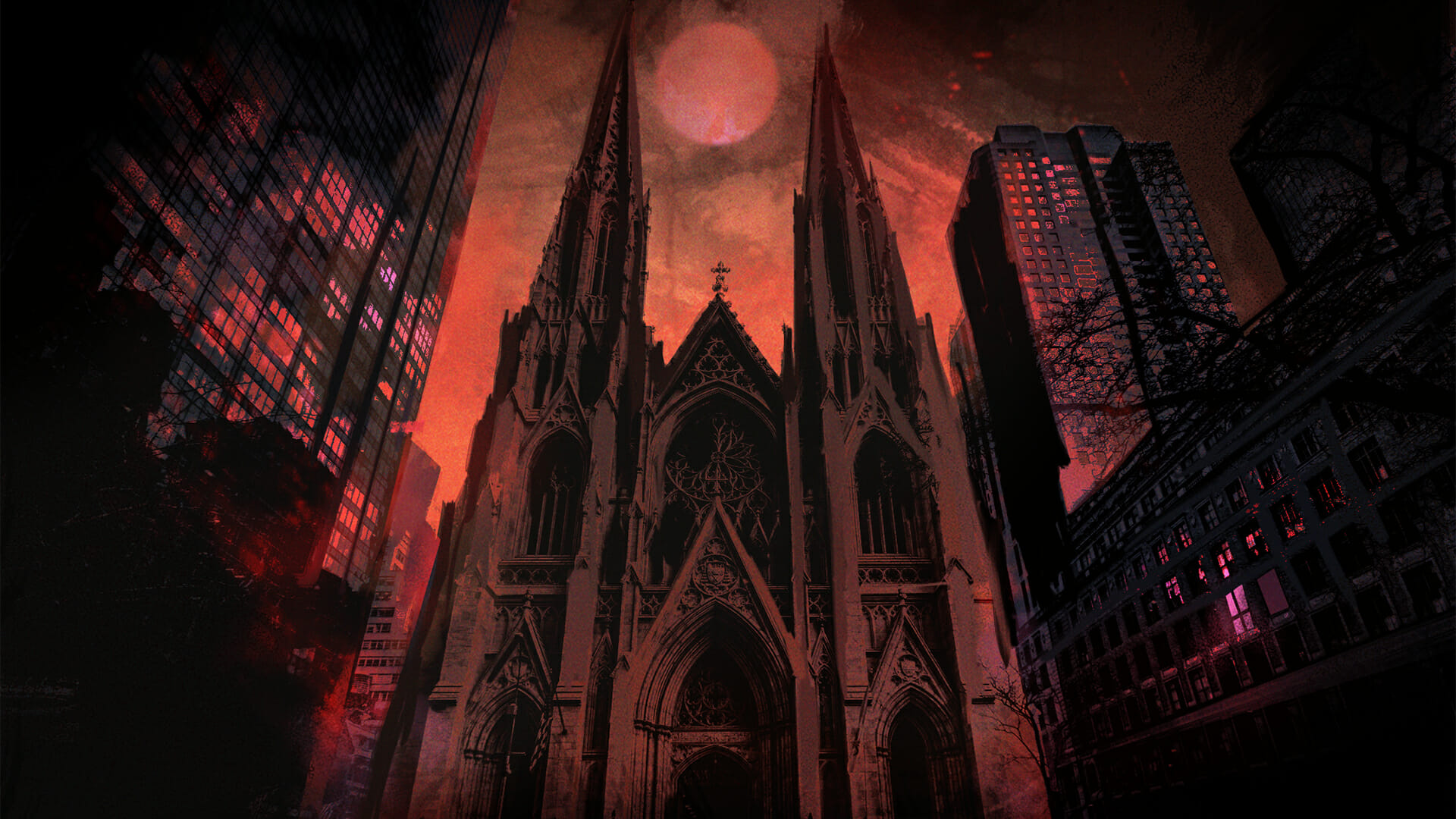 Vampires: The Masquerade - Coteries of New York