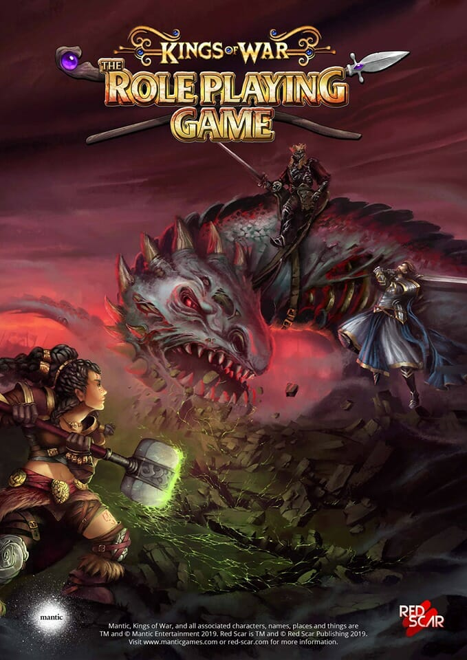 Kings of War RPG