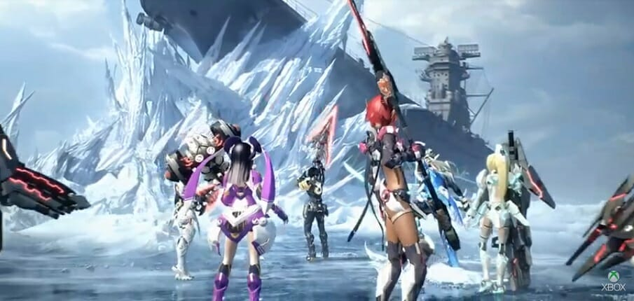 pso2 mmo