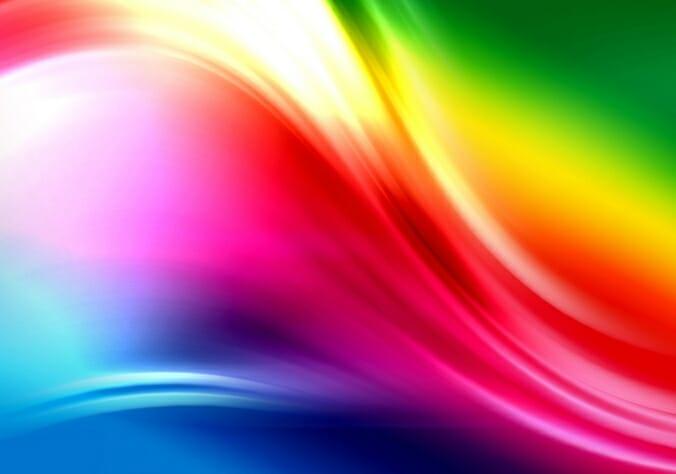 Rainbow hug