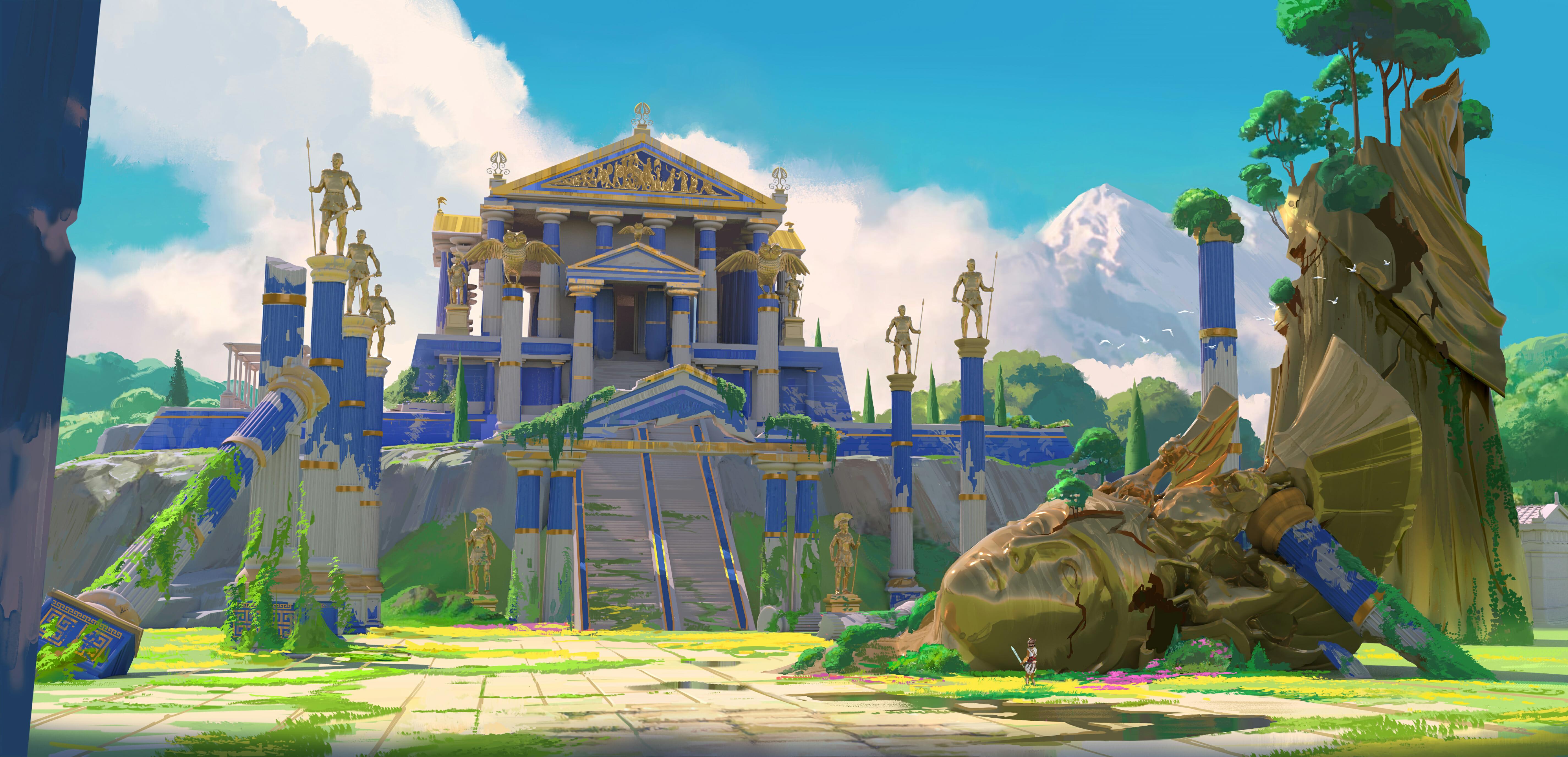 Athena Palace