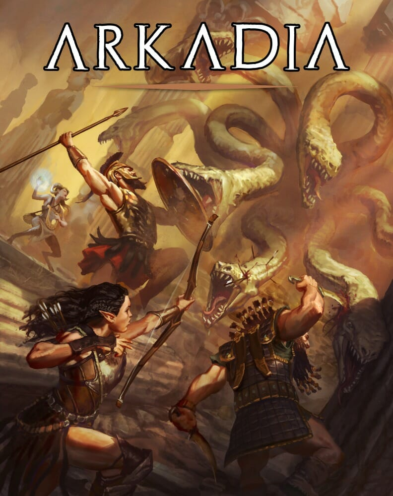 Eugene Fasano: Introduction 5e players to Arkadia and new campaign settings