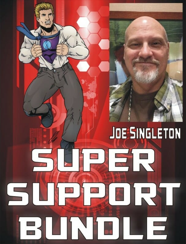 Joe Singleton Recovery Bundle