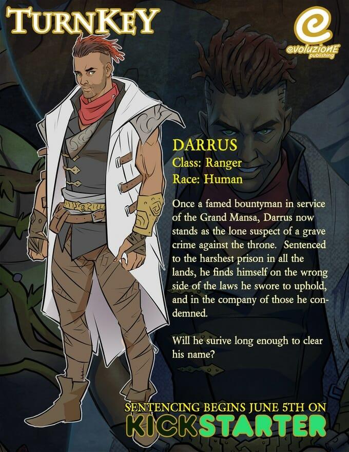 Turnkey - Darrus