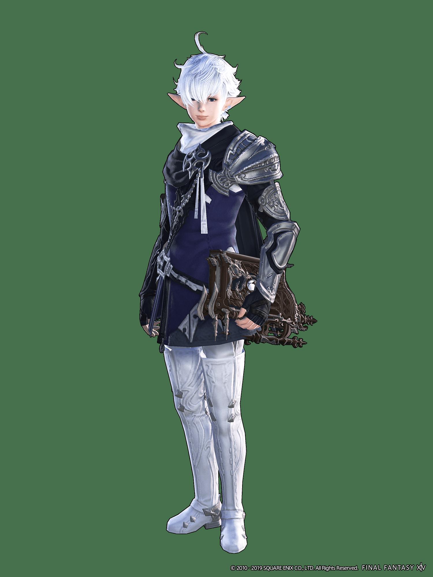 Final Fantasy - Alphinaud