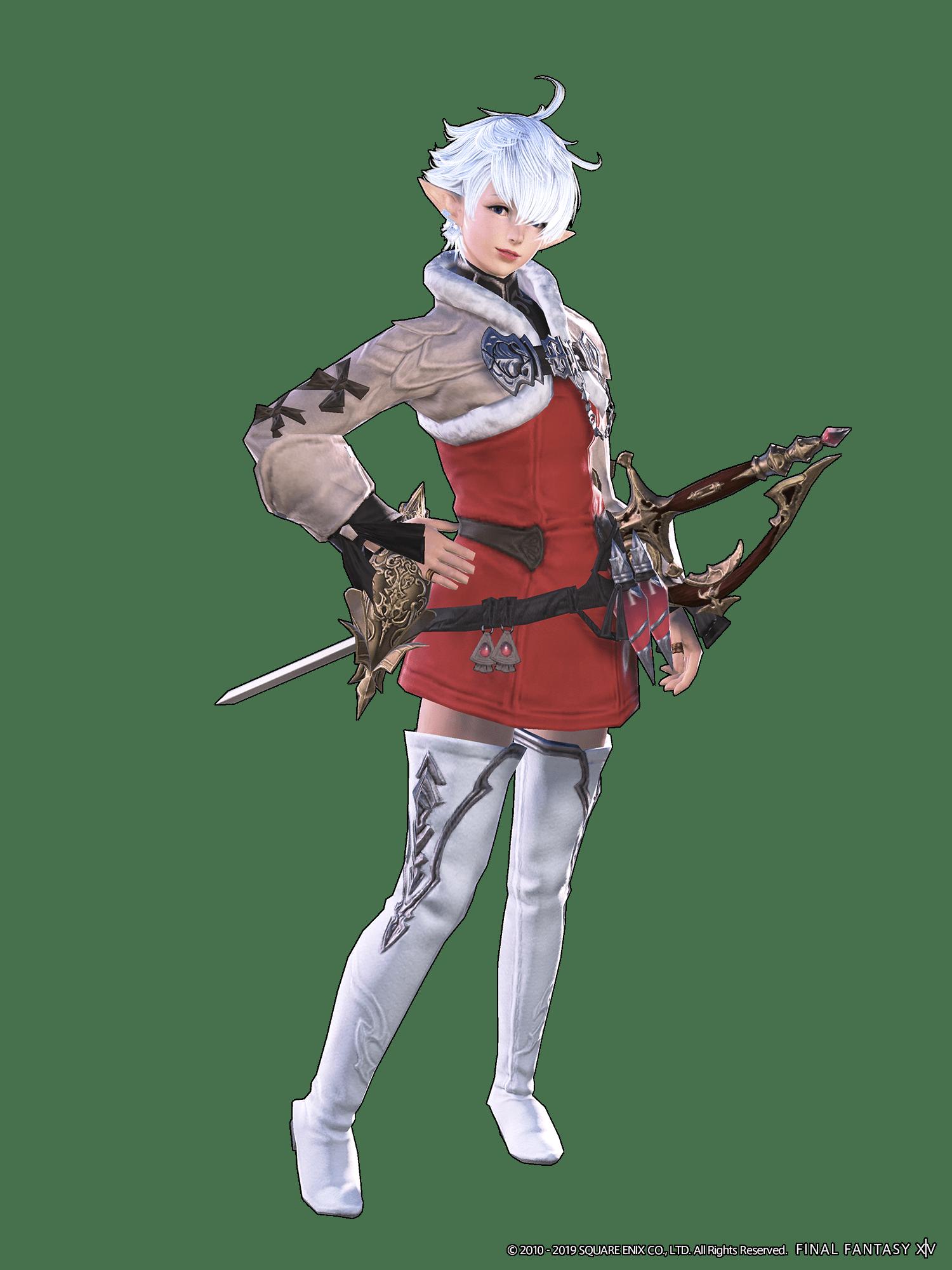 Final Fantasy - Alisaie