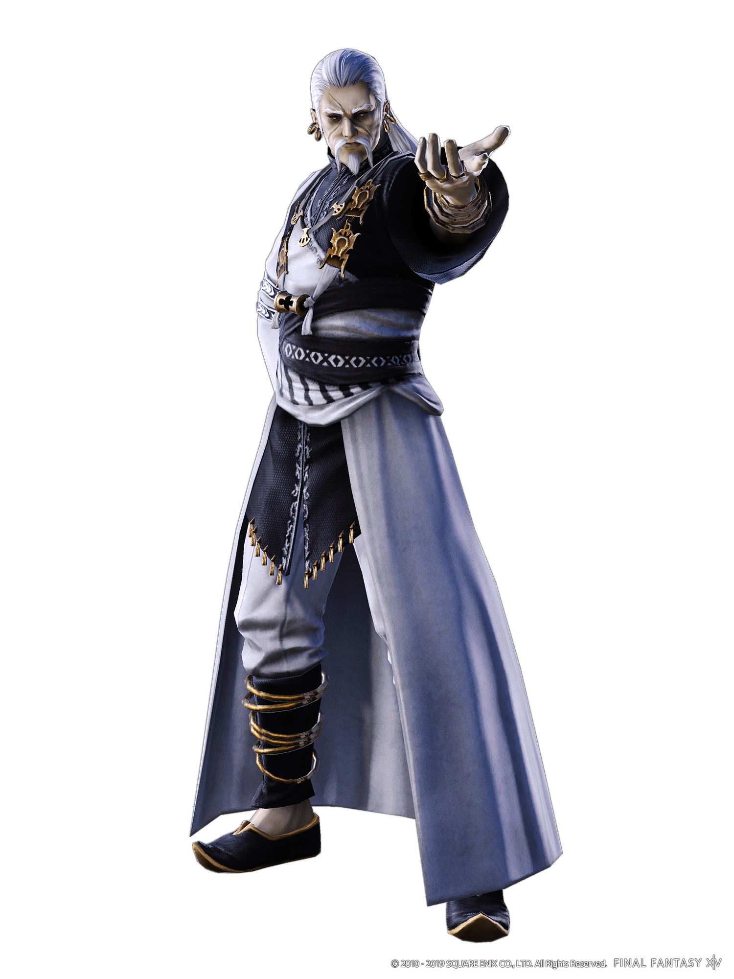 Final Fantasy - Ran'jit