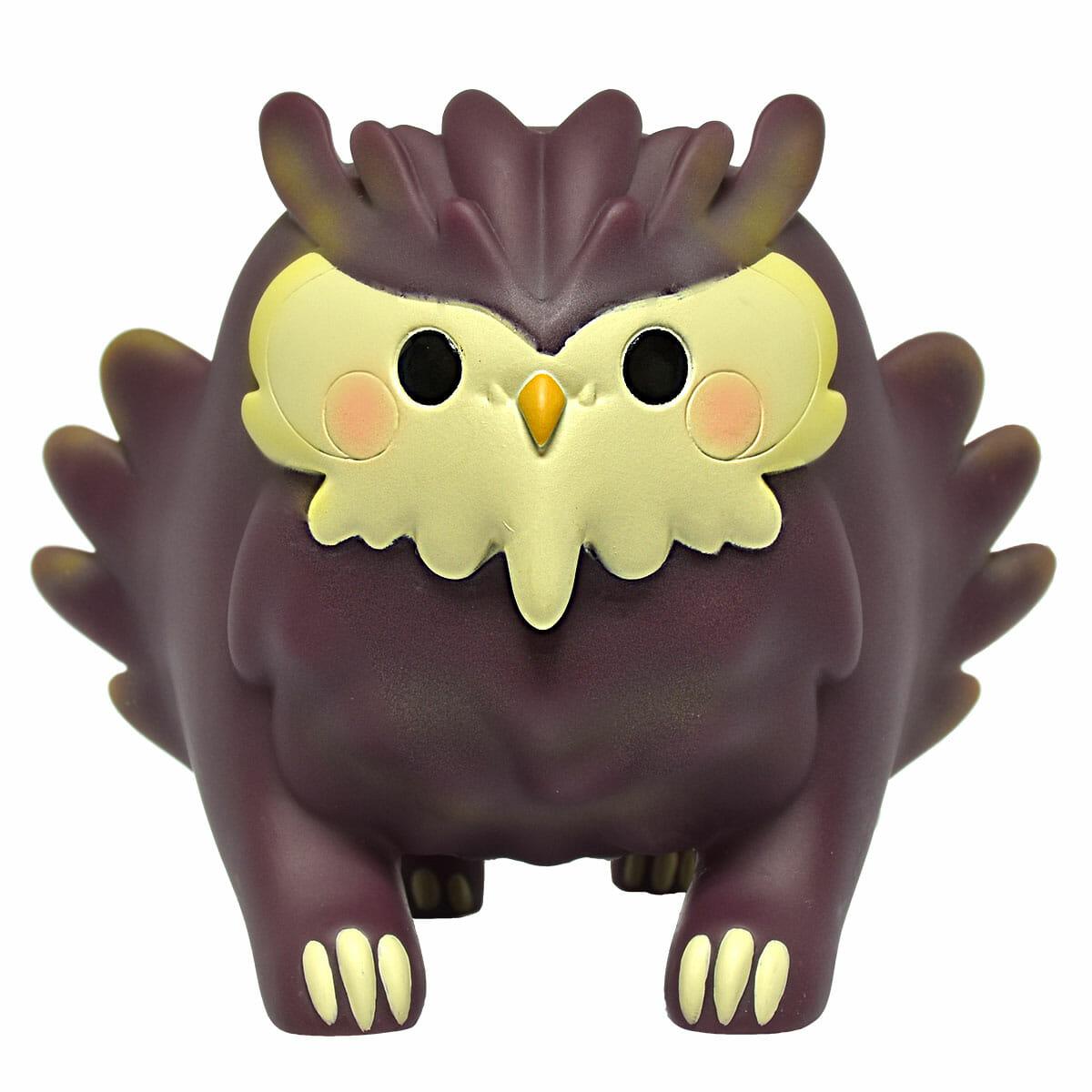 Adorable owlbear
