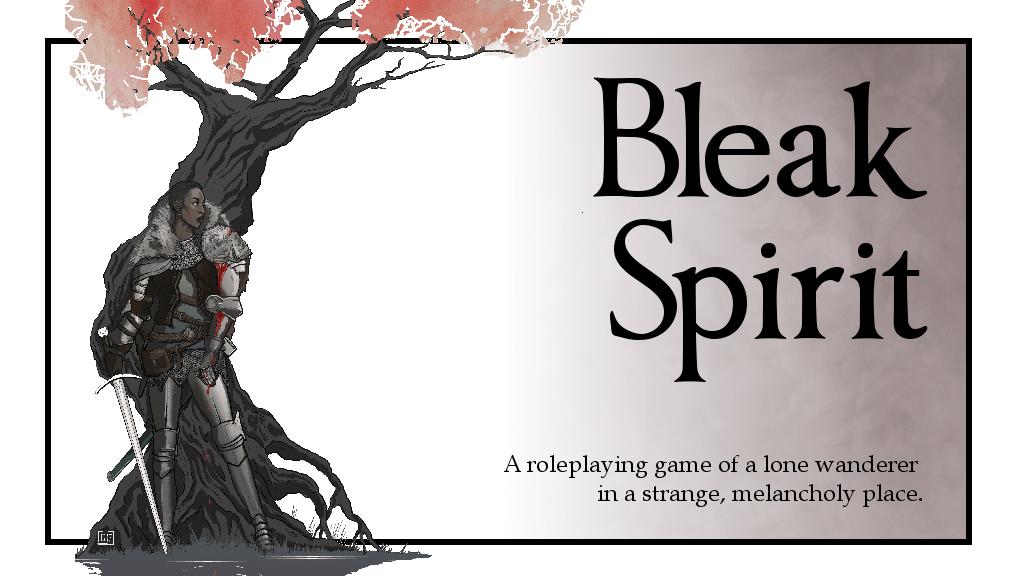 Dangerous and melancholy, Bleak Spirit breaks the traditional RPG model