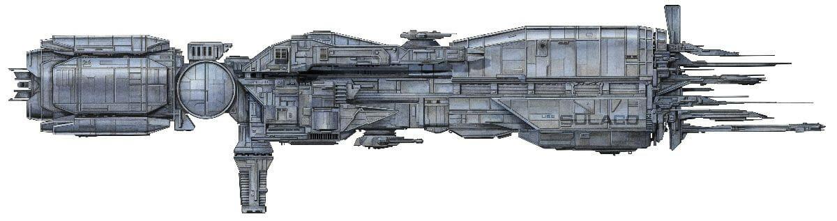 Alien RPG vehicle designs