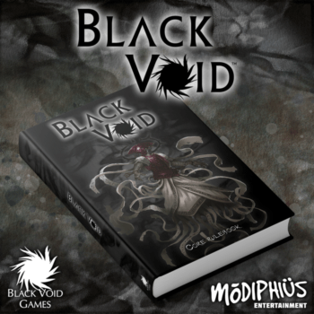 Black Void partners with Modiphius to ship a new dark fantasy RPG