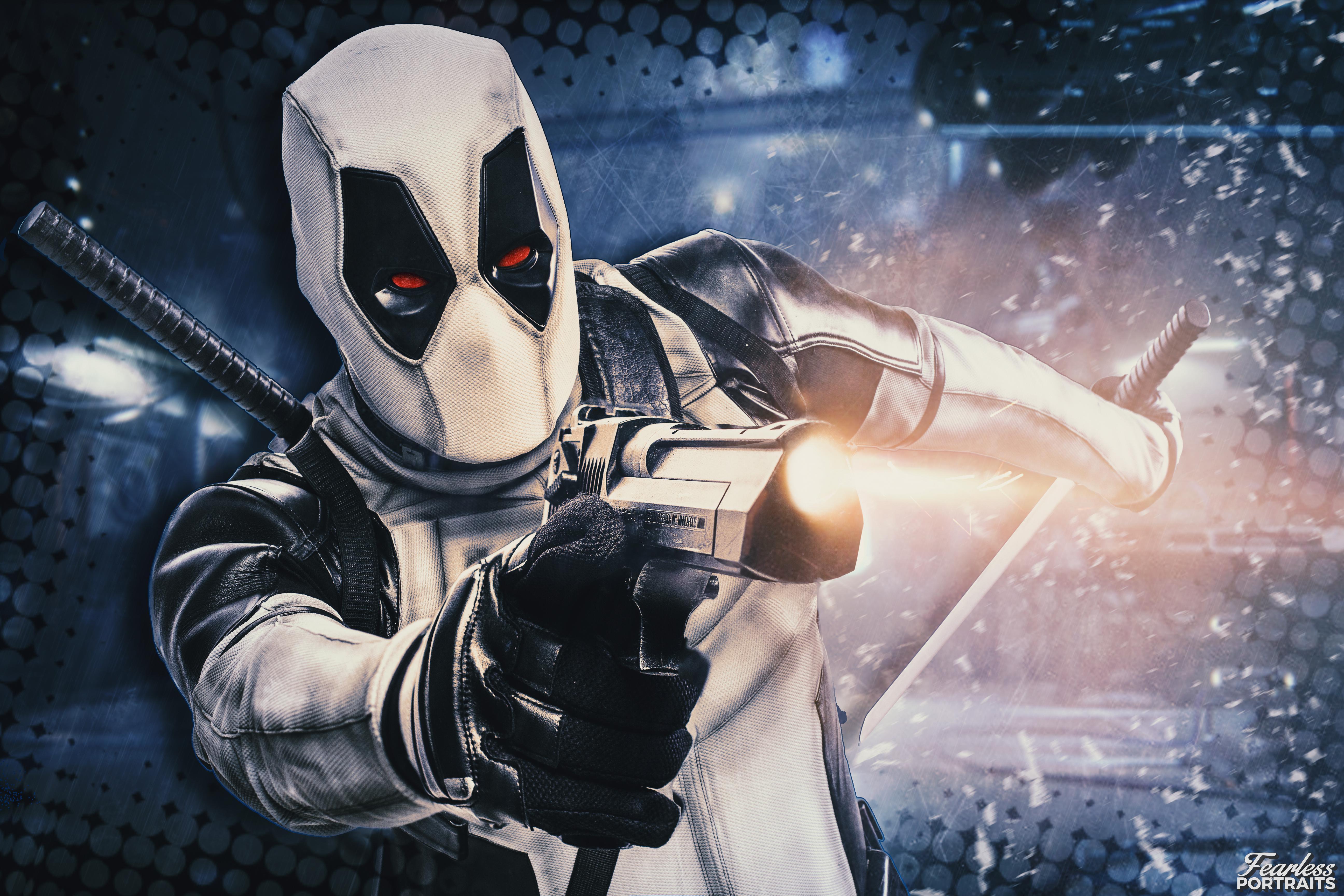 Deadpool cosplay