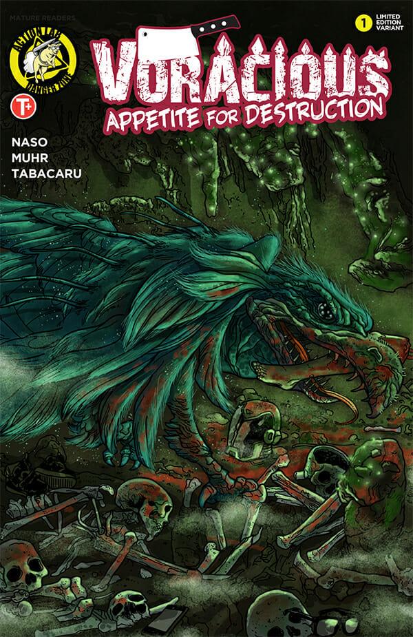 Voracious - Appetite for Destruction