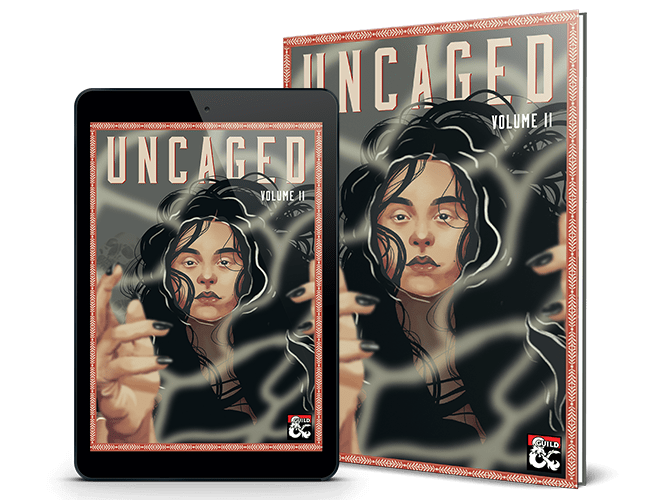 Uncaged 2