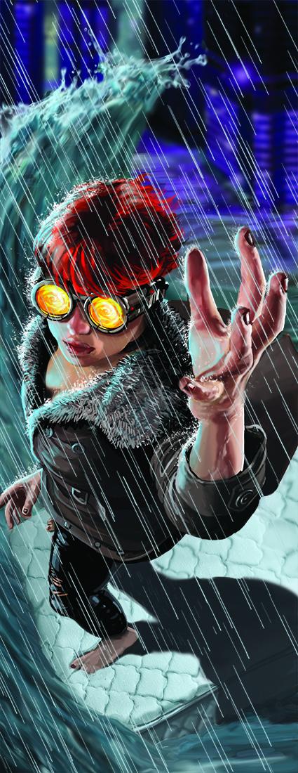 Shadowrun 6e magic