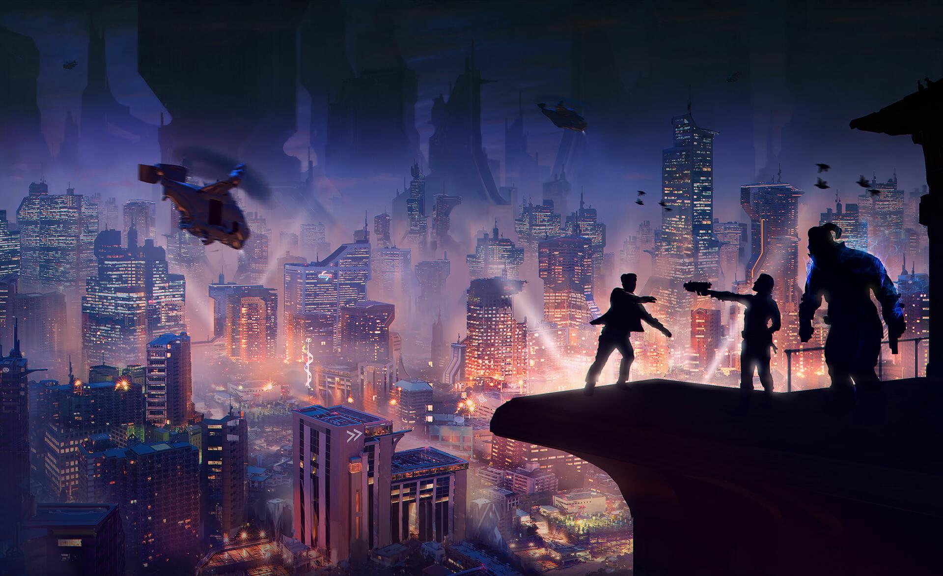 Shadowrun Sixth World