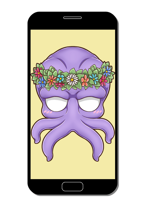 Snaps from Mind Flayer - FLower Crown