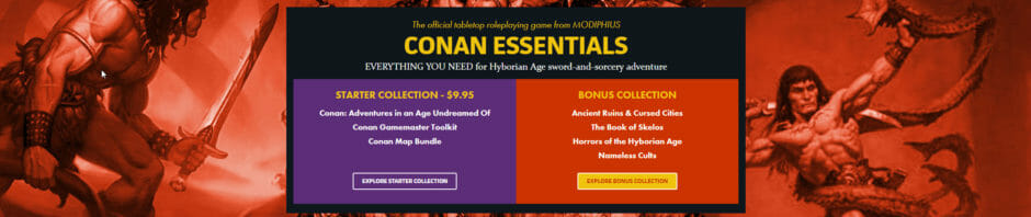Conan Essentials