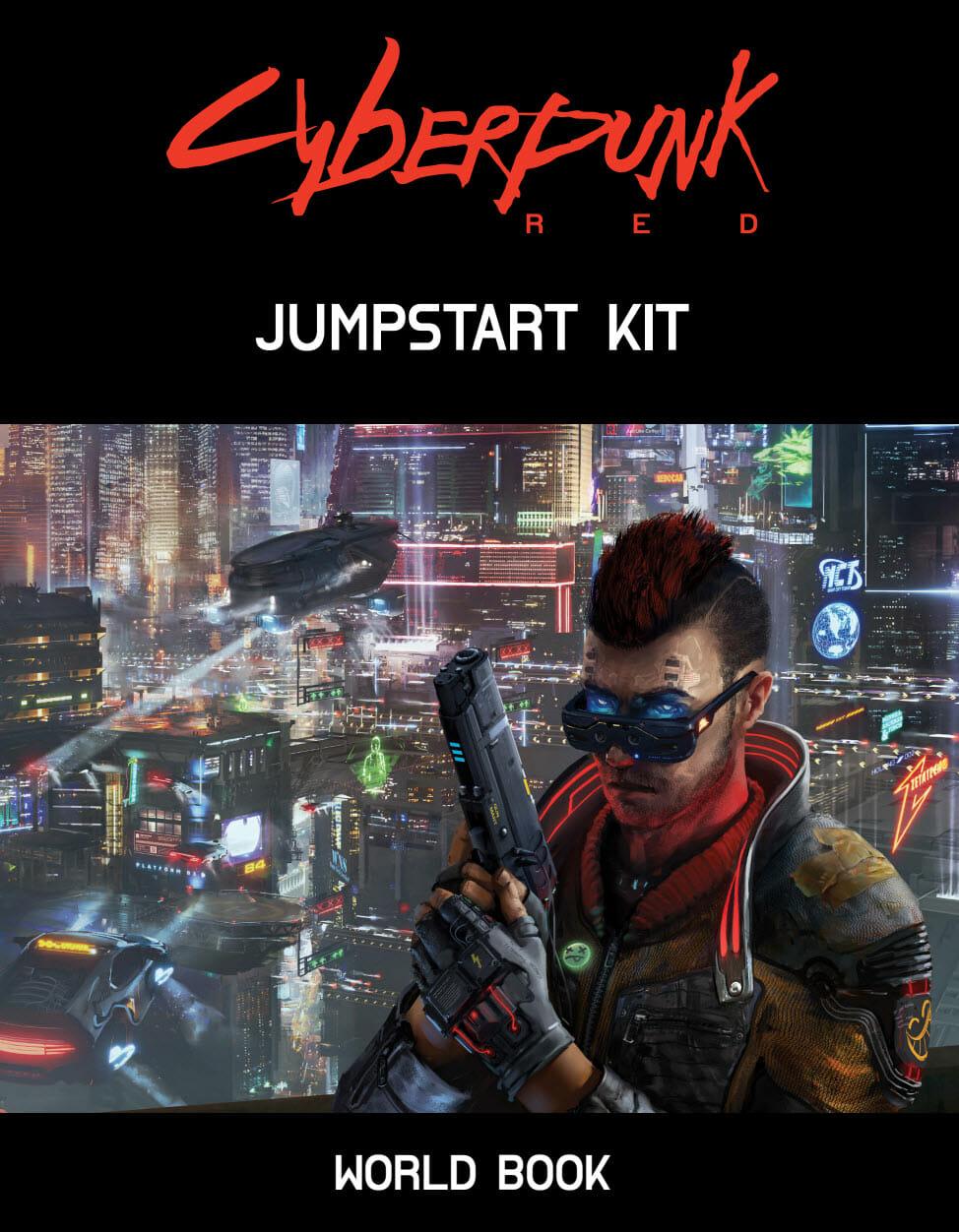 Cyberpunk Red Jumpstart
