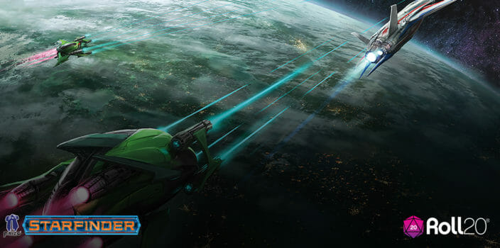 Starfinder's Against the Aeon Throne: The Reach of Empire