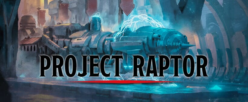 Project Raptor