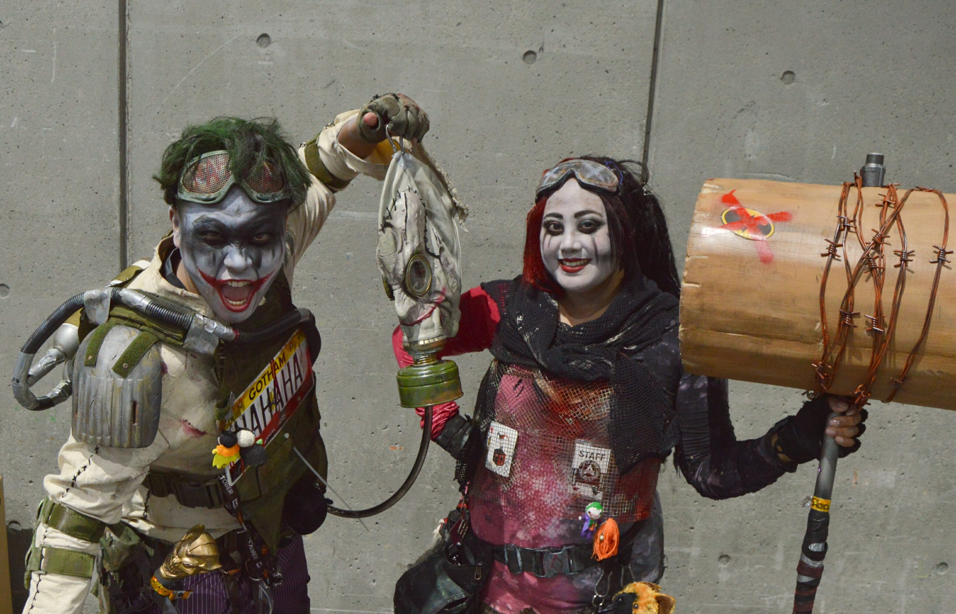 Apocalypse Joker and Harley