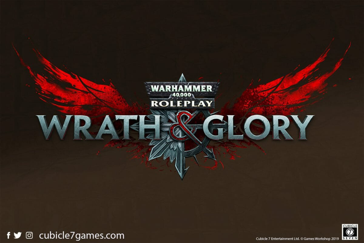 Warhammer 40 RPG: Cubicle 7's revised Wrath & Glory rulebook will explore the Gilead System