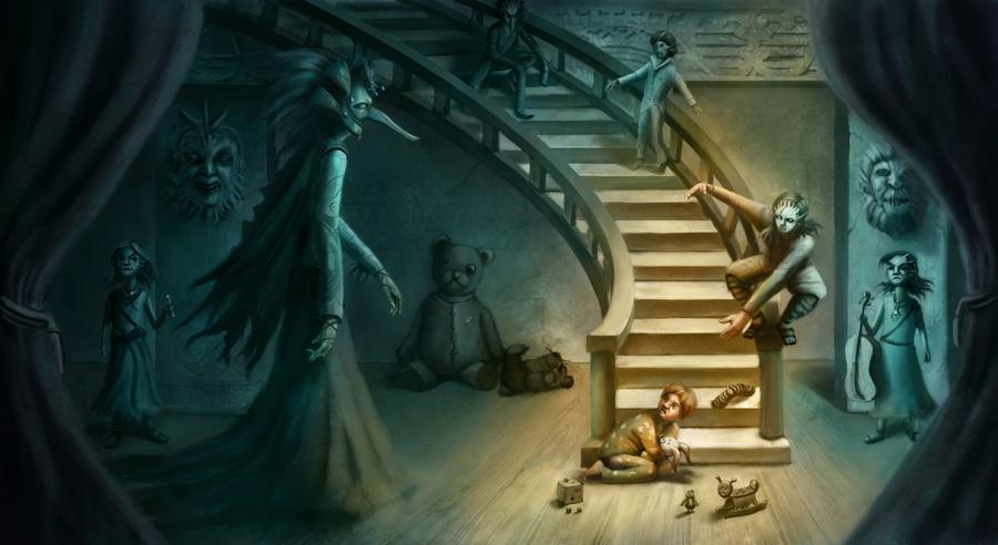 Nightmare Theatre: Act 1: Sandman of Slumberland