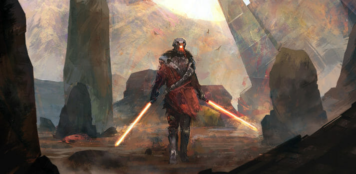 Sith Lord / Star Wars / Destiny