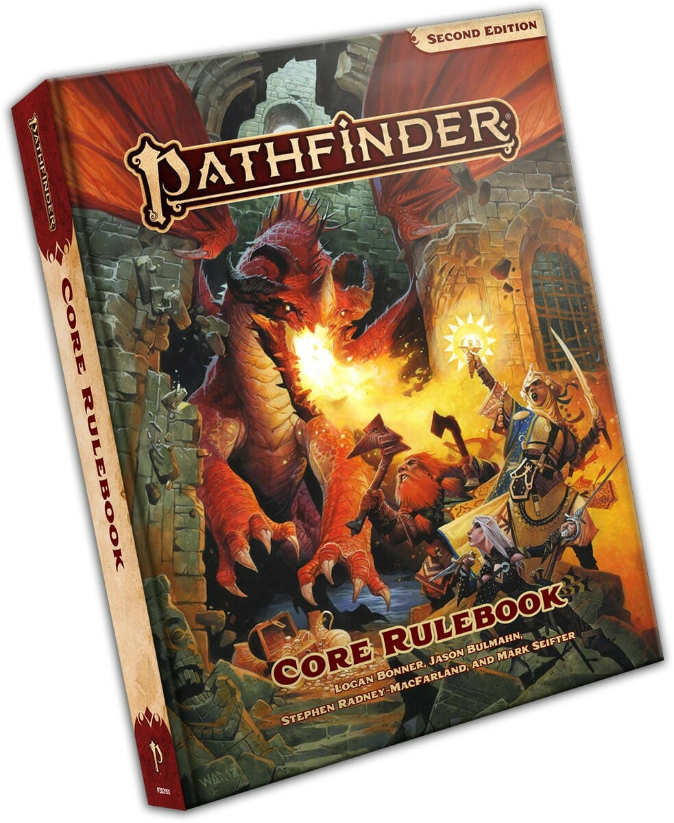Pathfinder 2e day: Sync your Paizo and Roll20 accounts for freebies and discounts