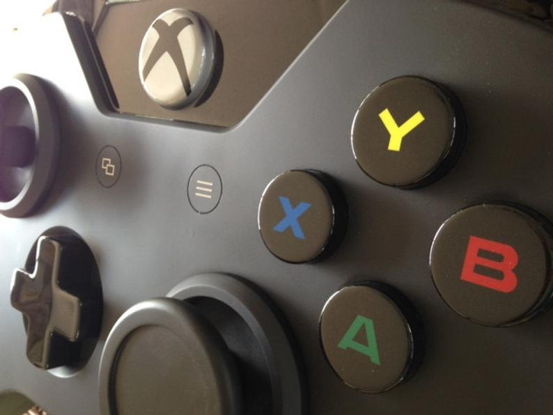 An Xbox One controller fit for giants or your living room